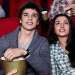 Cinema movies popcorn