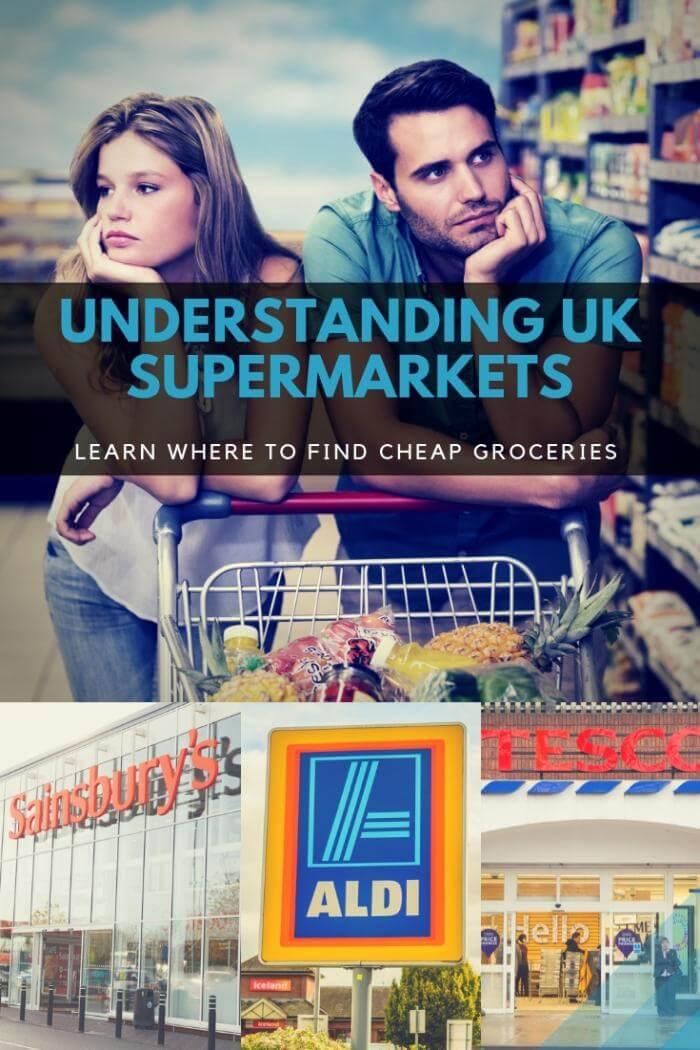 Understanding uk supermarkets
