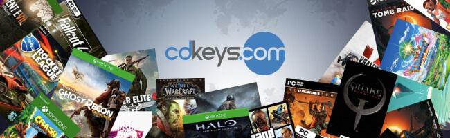 CDKeys Banner Logo