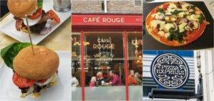 Cheap Gluten Free Restaurants in London