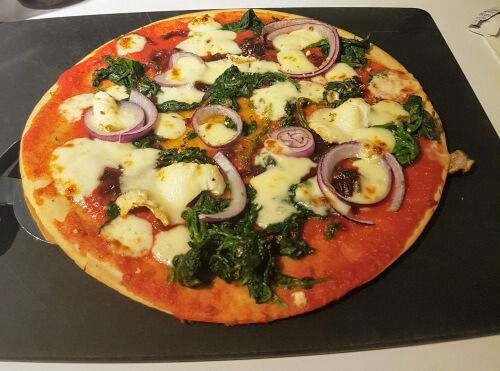 PizzaExpress gluten free pizza