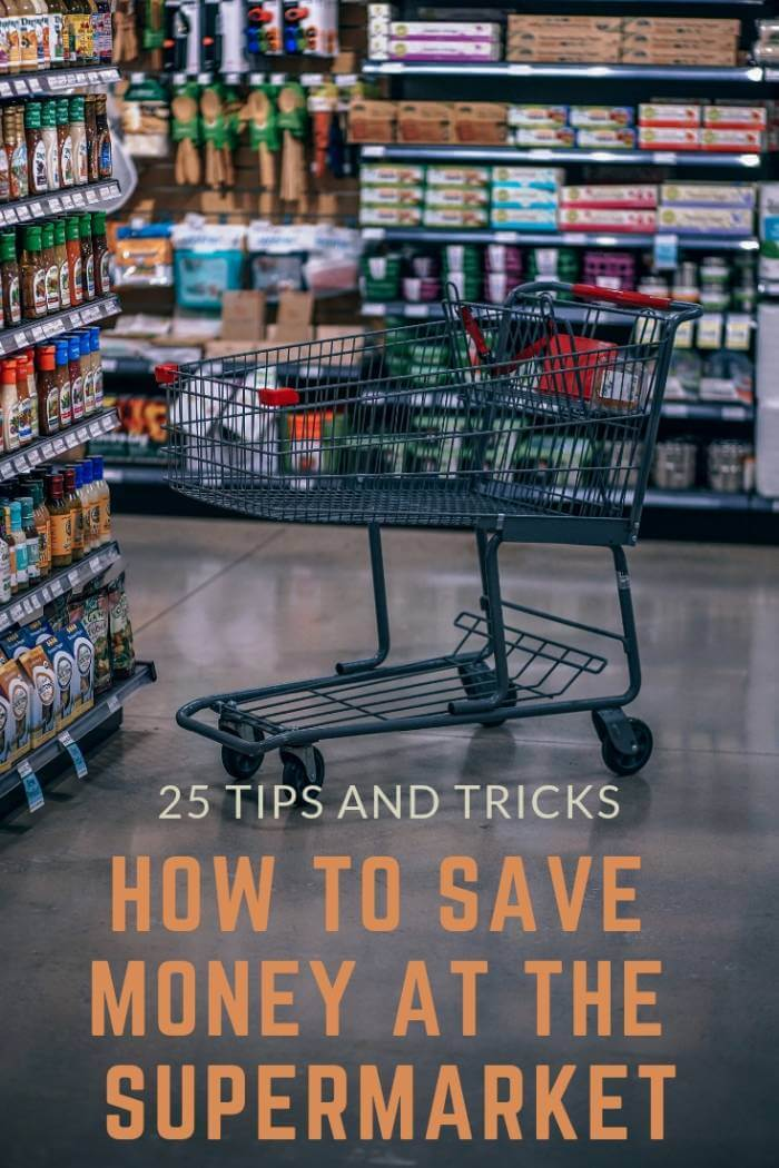 25 tips how to save money at the supermarket pinterest