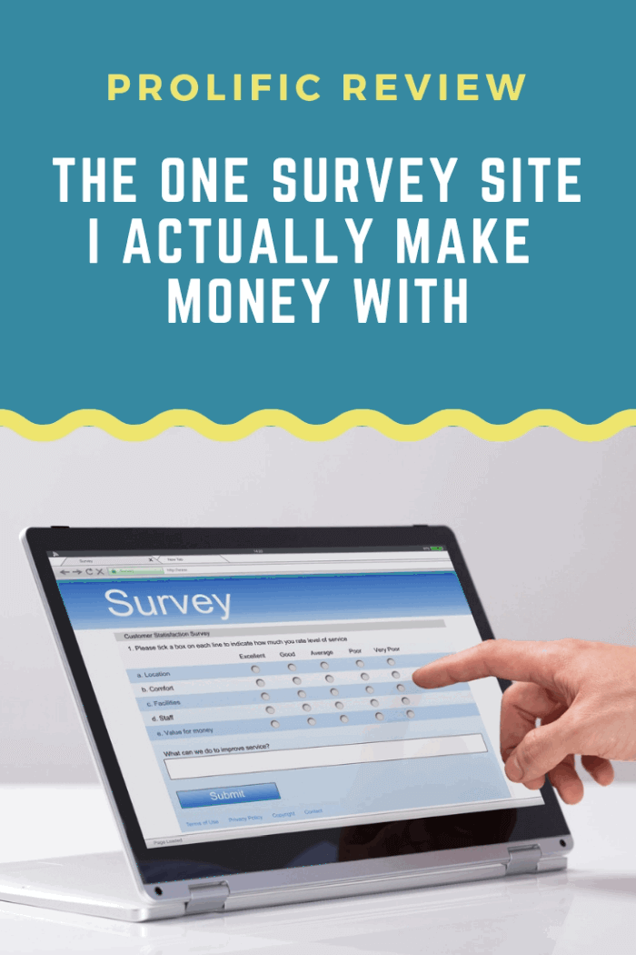 Prolific Review - the one survey site I use
