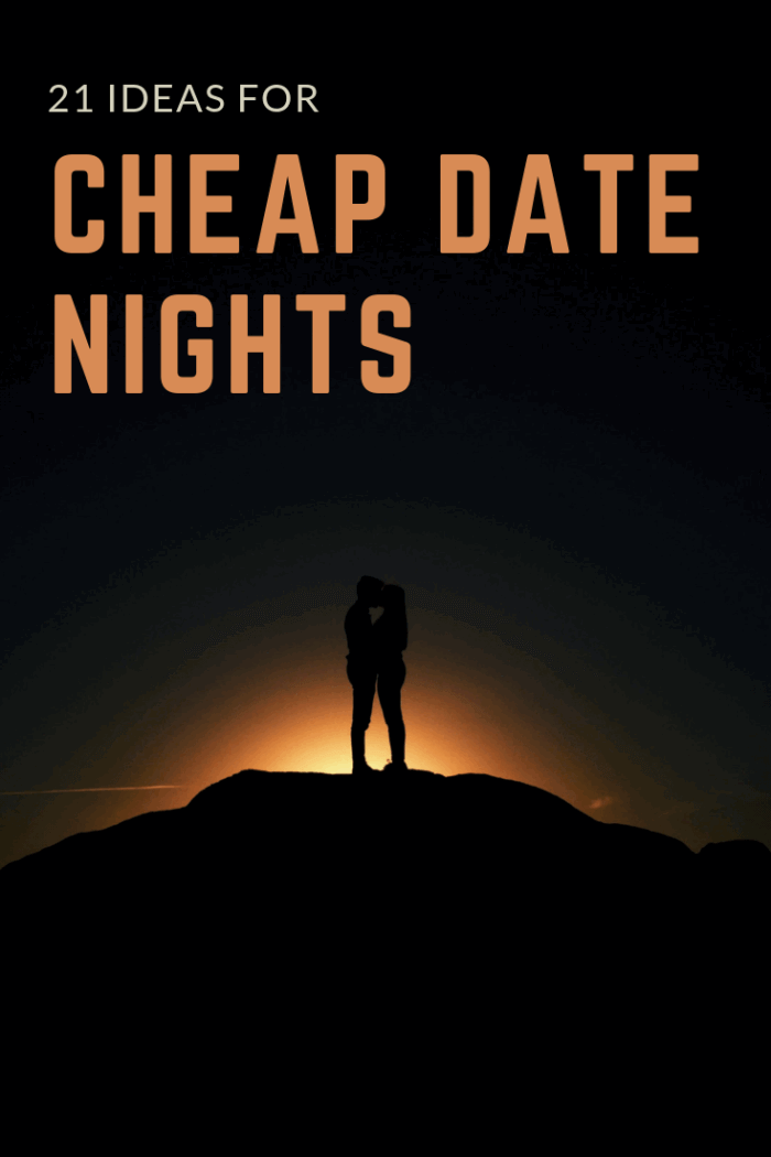 cheap date nights pin