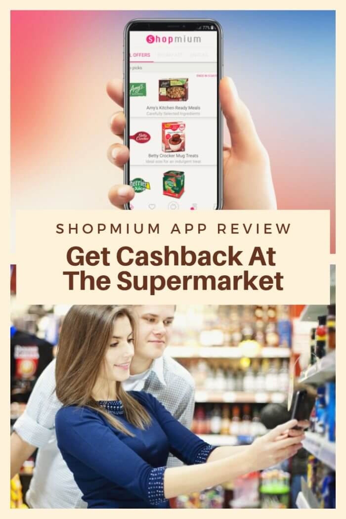 Shopmpium app review pin